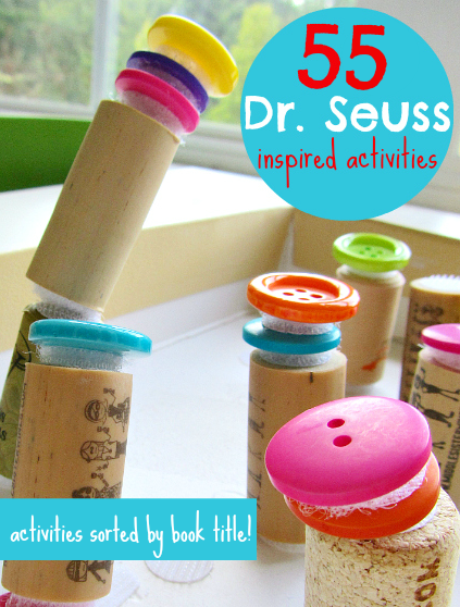 Dr. Seuss Activities for class