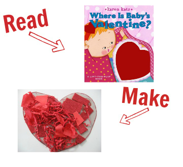 Read and Make Valentines 3