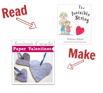 Read and Make valentine