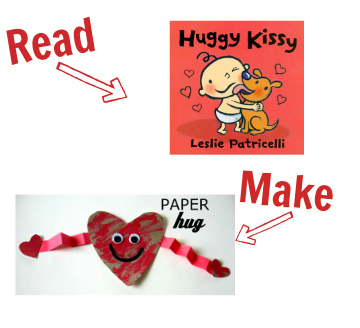Read and Make valentines day 7