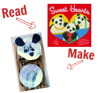 Read and Make vday 6