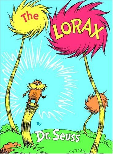 Seuss Activities - The Lorax