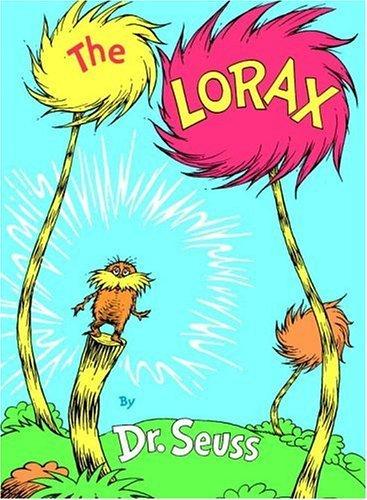 Seuss Activities - The Lorax