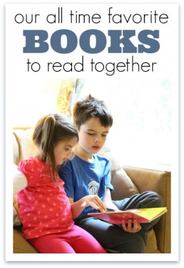 Favorite Books To Read Together
