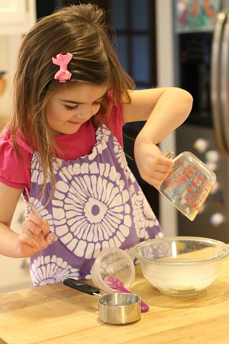 cooking finger paints