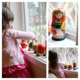 russian nesting doll play