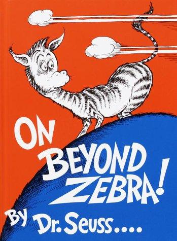 seuss zebra