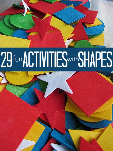 Activities for Preschoolers - Hands On As We Grow