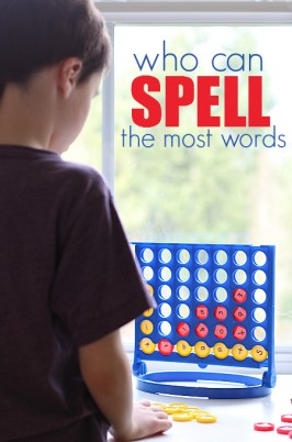 Spelling Game For Kids