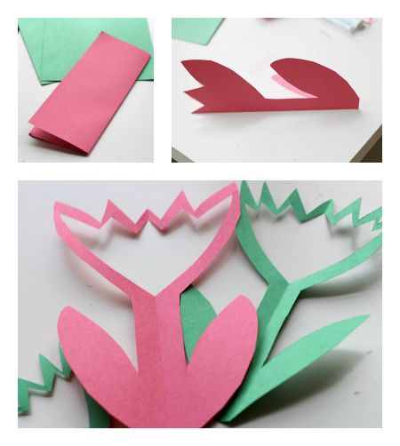 Crafts made out of construction paper choice image coloring pages spring flower suncatchers no time for flash cards mightylinksfo Choice Image