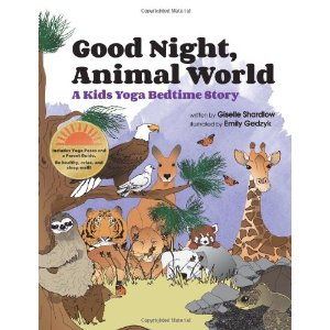 good night animal world