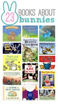 easter books for kids about bunnies