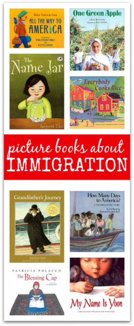 Picture Books About Immigration