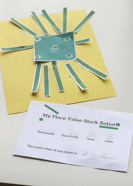 place value regrouping with base ten blocks