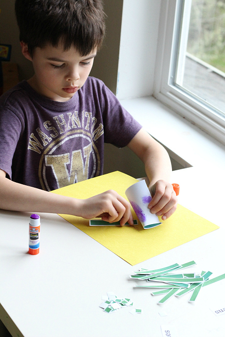 place value robot making