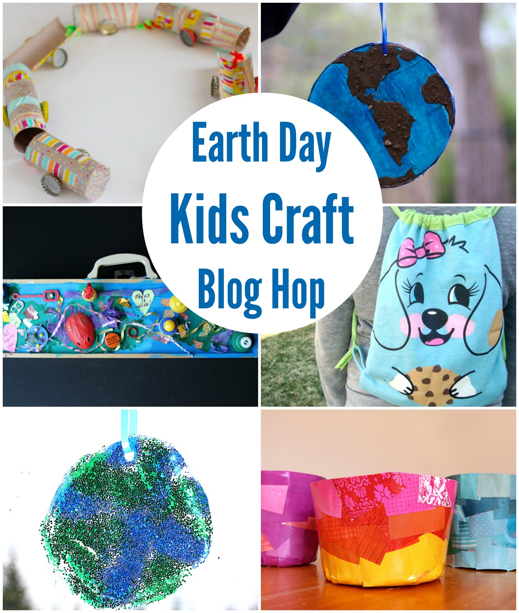 Earth Day Craft Ideas For Kids Part - 15: Earth Day Crafts