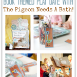 How To Throw A Great Book Themed Play Date with The Pigeon Needs A Bath