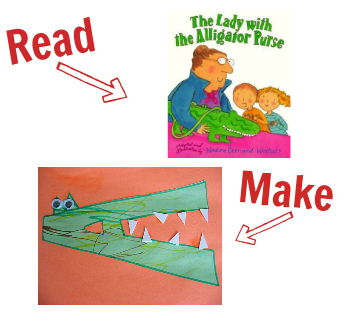 Read and Make ABC A