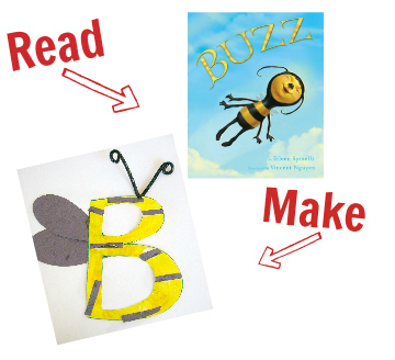 Read and Make ABC B