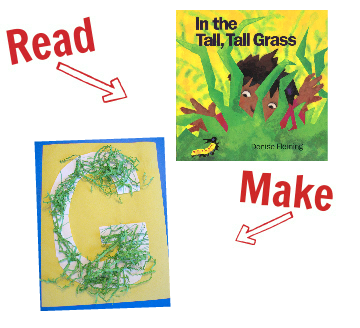 Read and Make ABC G