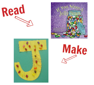 Read and Make ABC J