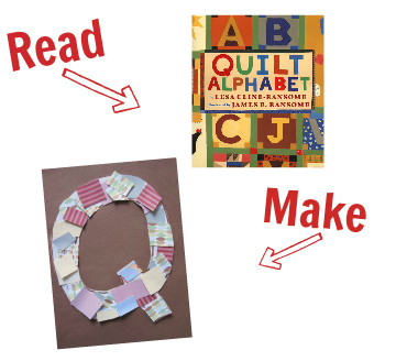 Read and Make ABC Q