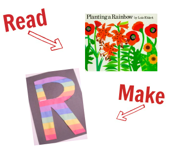 Read and Make ABC R
