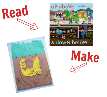 Read and Make ABC U
