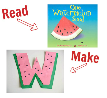 Read and Make ABC W