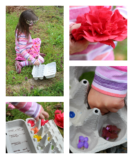 bilingual activity for kids