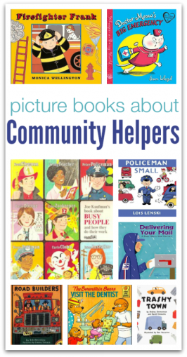 Picture Books About Community Helpers