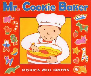 activity for mr. cookie baker