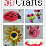 35 Easy Paper Plate Crafts