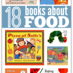 18 Picture Books About Food