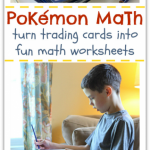 Pokemon Math – Learning After School