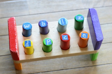 pound the letter sound activity for kids
