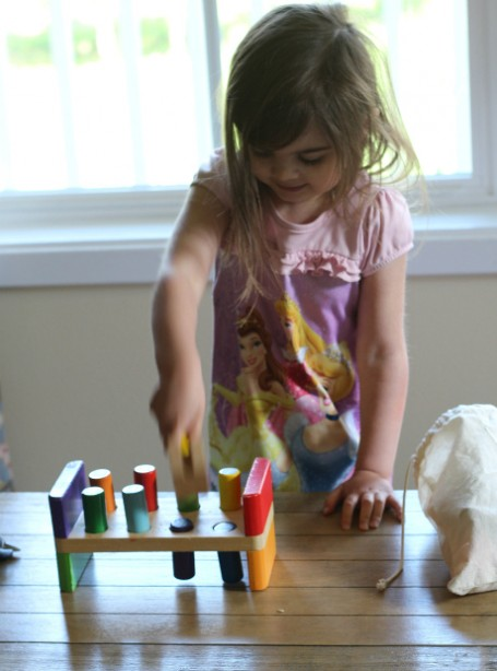 pound the sound letter game for preschool