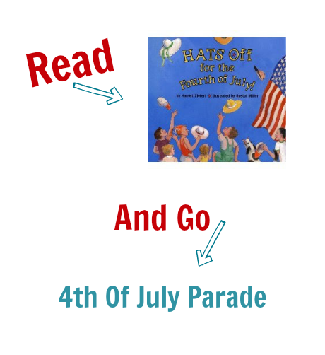 Read & Go 4th of July