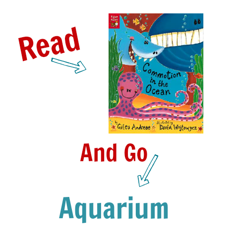 Read & Go Aquarium