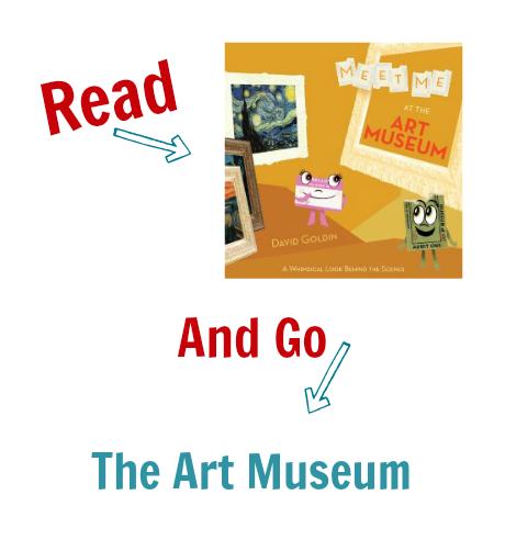 Read & Go Art Museum
