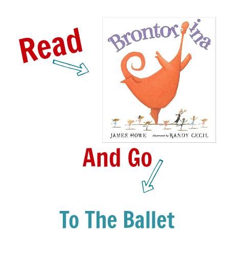 Read & Go Ballet