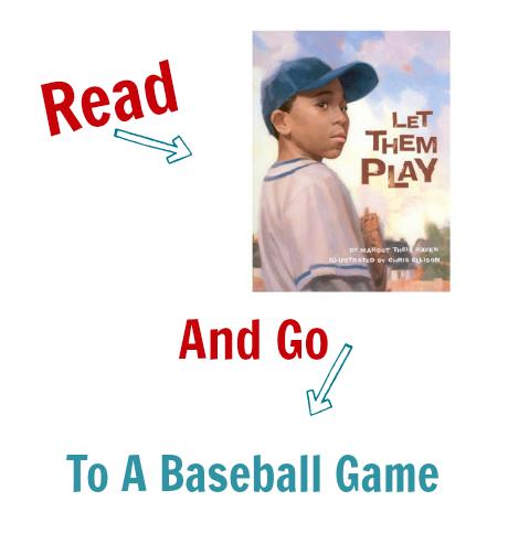 Read & Go Baseball
