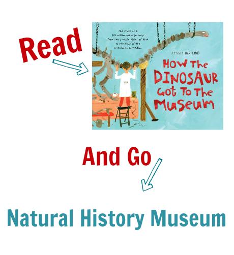 Read & Go Dinosaur Museum