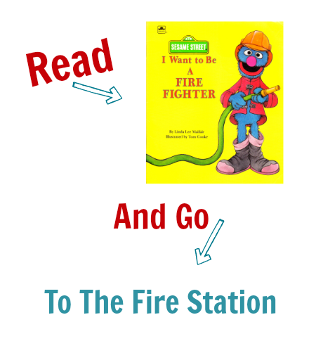 Read & Go Fire Station
