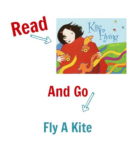 Read & Go Fly a kite
