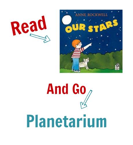 Read & Go Planetarium