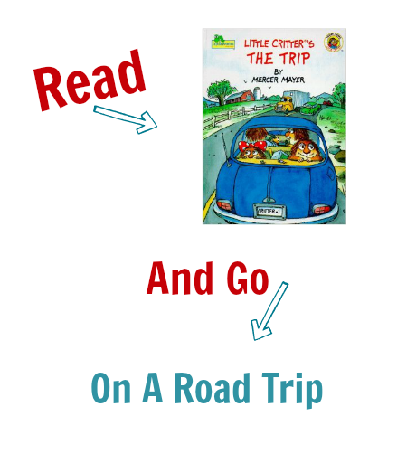 Read & Go Road Trip