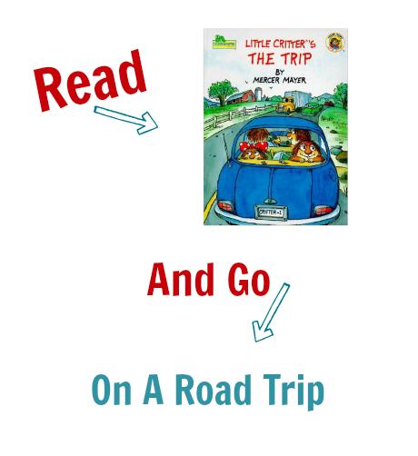 Read & Go Road Trip