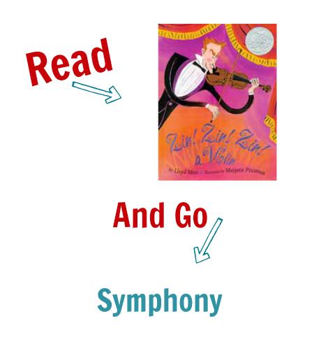 Read & Go Symphony