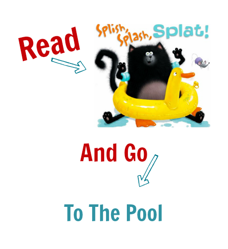 Read & Go To The Pool